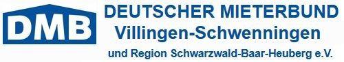 DEUTSCHER MIETERBUND Villingen-Schwenningen u. Region Schwarzwald-Baar-Heuberg e.V.